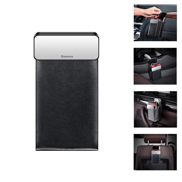 Túi treo đa năng dán bên trong xe hơi xe ô tô Baseus