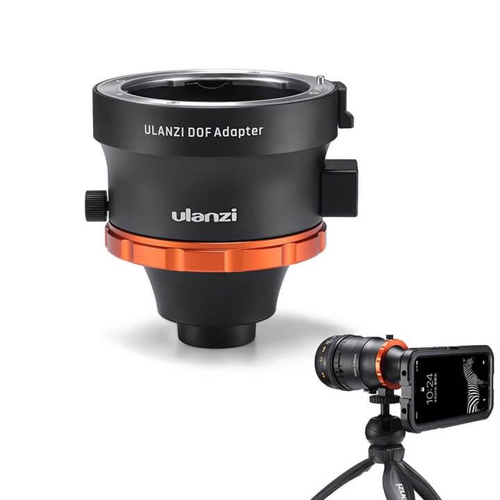 Adapter gắn Lens máy ảnh cho điện thoại Ulanzi chính hãng