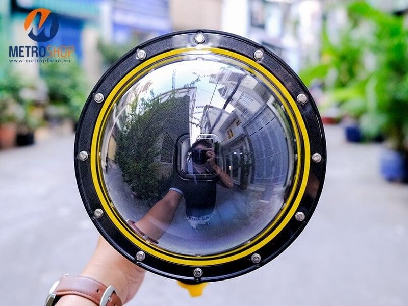 Dome GoPro 8 Telesin chính hãng