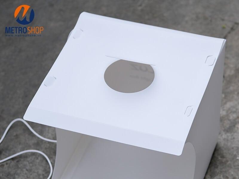 hộp chụp sản phẩm 30x30cm Puluz chính hãng