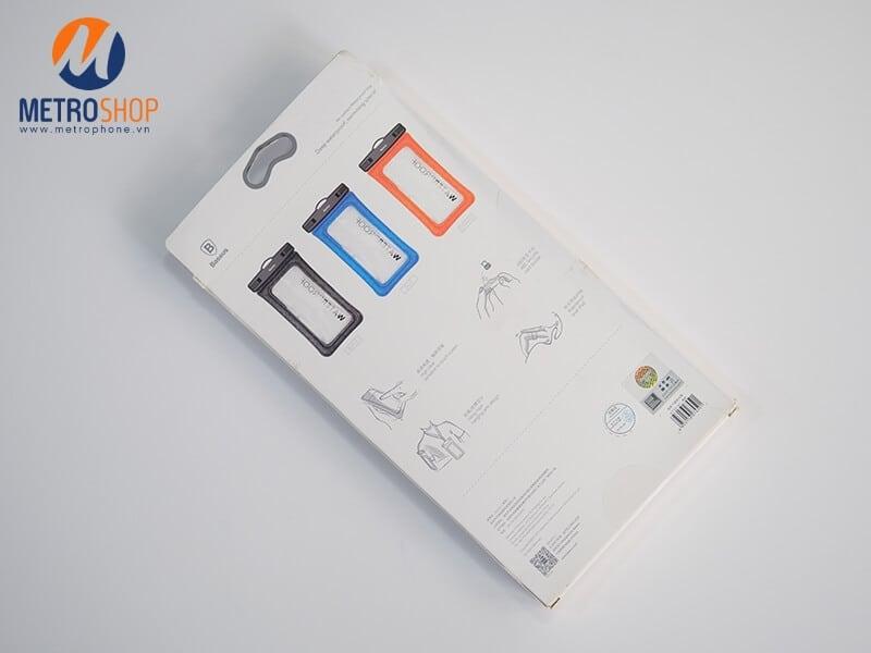 Túi chống nước cho điện thoại Baseus chính hãng