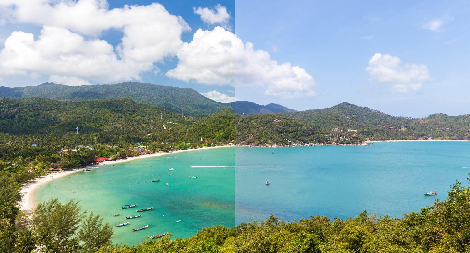 Kính lọc CPL và ND GoPro 8 Telesin chính hãng ( Filter )