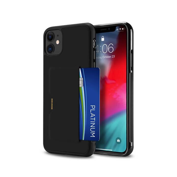 Ốp lưng ngăn đựng thẻ iPhone 11 Dux Ducis