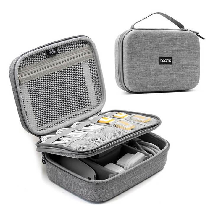 Hộp đựng phụ kiện Macbook và phụ kiện điện thoại Baona
