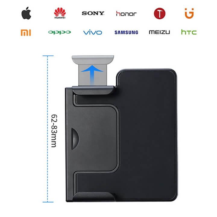 Báng tay cầm điện thoại tích hợp Remote Bluetooth Ulanzi