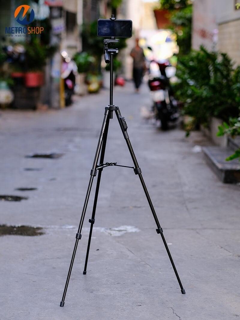 Chân đế chụp hình điện thoại Yunteng VCT 5208RM