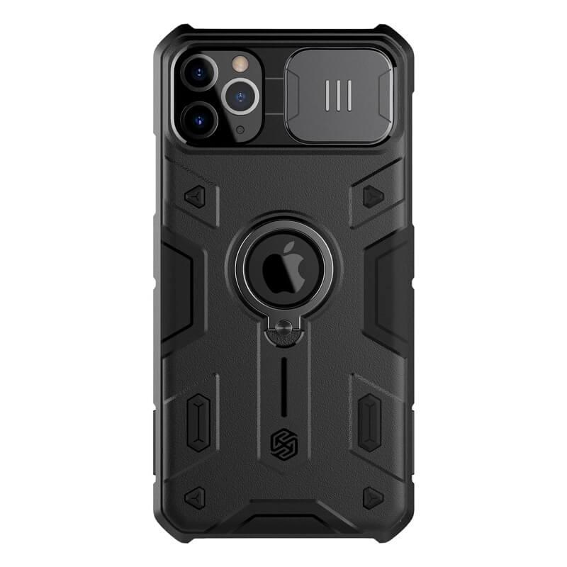 Ốp chống sốc che Camera iPhone 11 Pro Max Nillkin Armor