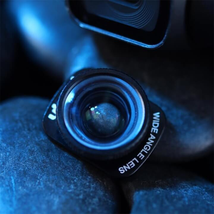 Ống kính góc rộng OSMO POCKET V2.0 Ulanzi chính hãng