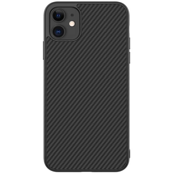 Ốp lưng Carbon iPhone 11 Nillkin chính hãng