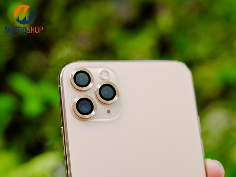 Viền bảo vệ Camera iPhone 11 Pro Max / 11 Pro / iPhone 11 Nillkin