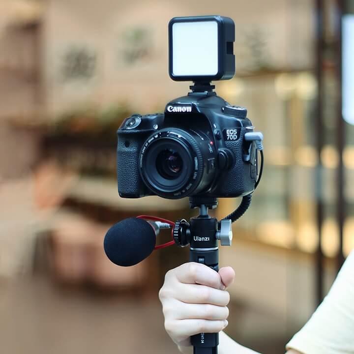 Chân đế đa năng cho điện thoại và GoPro Ulanzi