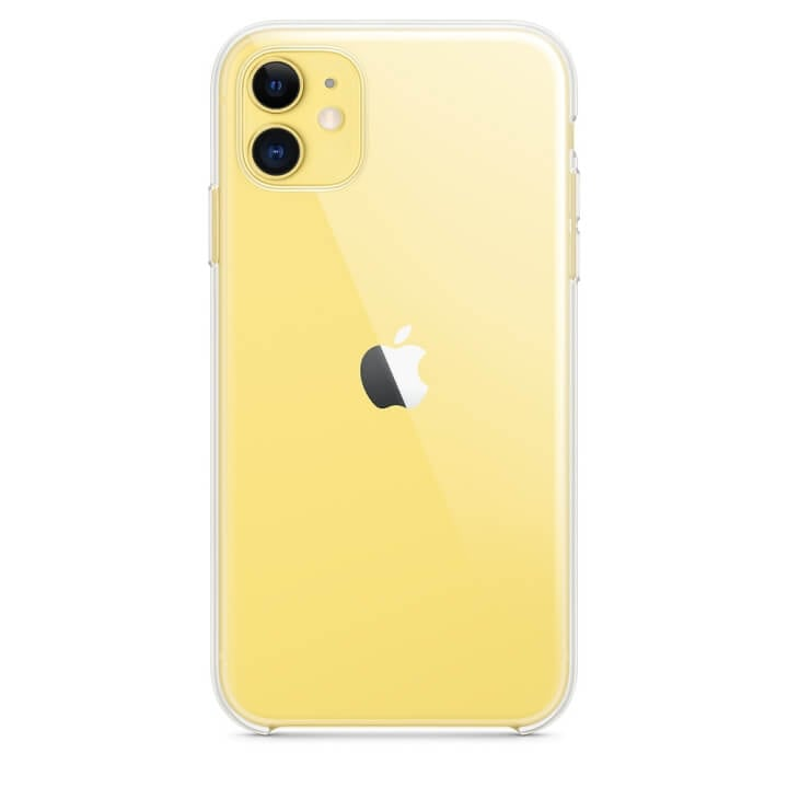 Ốp lưng trong suốt iPhone 11 Apple Clear Case