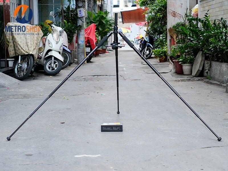 Tripod tích hợp Monopod Yunteng VCT-190