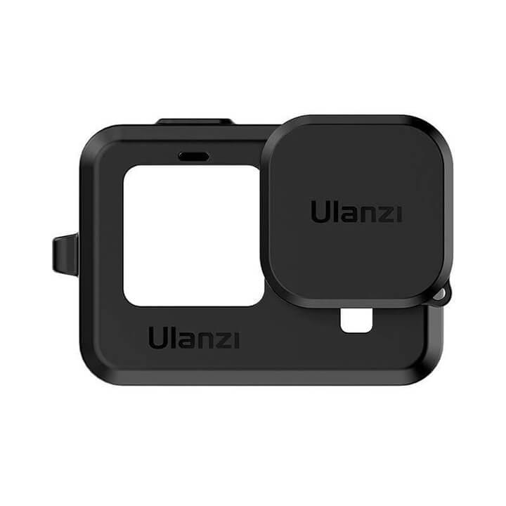 Ốp Silicone bảo vệ GoPro 9 có nắp che Camera Ulanzi G9-1