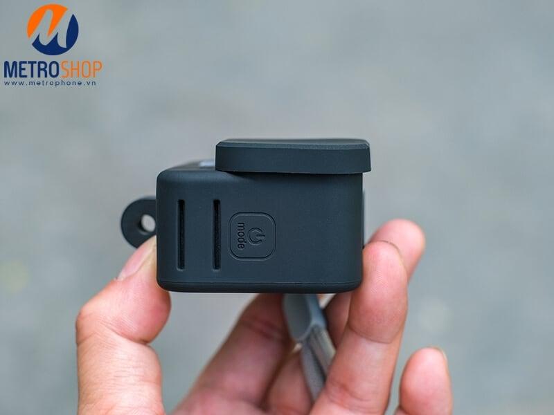 Bao bảo vệ GoPro 9 có nắp che camera Telesin