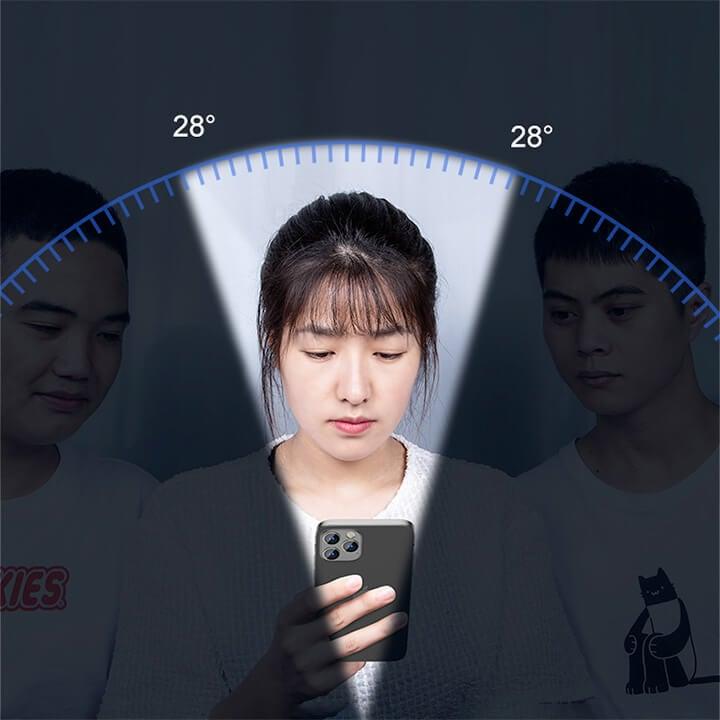 Cường lực chống nhìn trộm iPhone 12 Benks