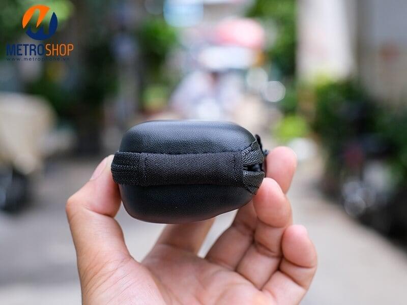Hộp bảo vệ GoPro 9 Telesin có khe gắn gậy
