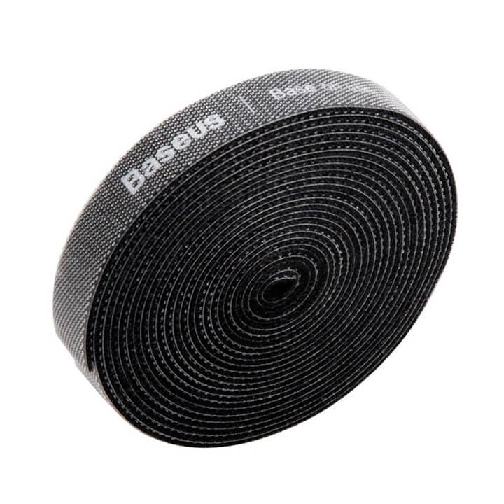 Dây Cố Định Cáp Sạc – Dây Điện Baseus Colourful Circle Velcro