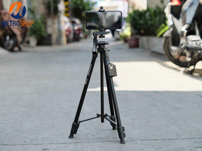 Chân đế chụp hình điện thoại Yunteng VCT 5208L