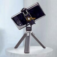 Tay cầm kiêm Tripod quay video cho điện thoại Xiletu